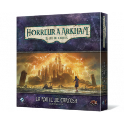 Arkham Horror - Deluxe Expansion - The Path to Carcosa