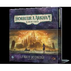 Horreur à Arkham - Extension Deluxe - La Route de Carcosa