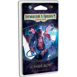 Arkham Horror - Mythos Pack - The Pallid Mask