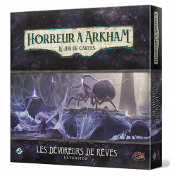 Arkham Horror - Deluxe Expansion - The Dream-Eaters