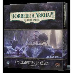 Horreur à Arkham - Extension Deluxe - Les Dévoreurs de Rêves