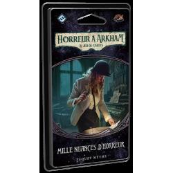 Horreur à Arkham - Paquet Mythe - Mille Nuances d'Horreur