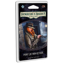 Arkham Horror - Mythos Pack - Point of No Return