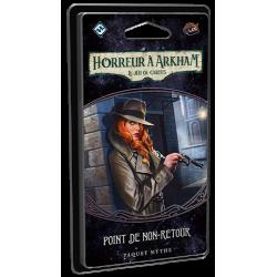 Horreur à Arkham - Paquet Mythe - Point de Non-Retour