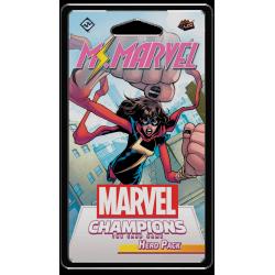 Marvel Champions - Paquet Héros - Miss Marvel