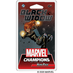 Marvel Champions - Hero Pack - Black Widow