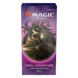 Challenger Decks 2020 - Final Adventure