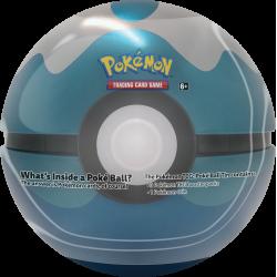 Pokemon - Spring 2020 Poké Ball Tin - Dive Ball