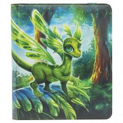 Dragon Shield - Card Codex Portfolio 160 - Olive Peah