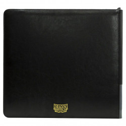 Dragon Shield - Card Codex Zipster Binder XL - Black