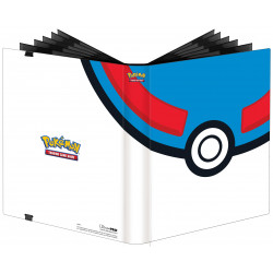 Ultra Pro - Pokémon 9-Pocket PRO-Binder - Great Ball