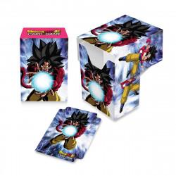 Ultra Pro - Dragon Ball Super Deck Box - Super Saiyan 4 Goku