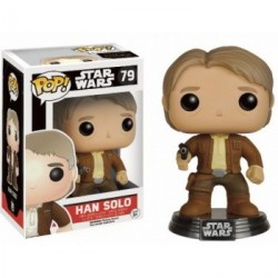 Funko POP! - Star Wars Episode VII The Force Awakens - Han Solo Vinyl Figure 10cm