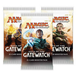 Oath of the Gatewatch Booster Draft Pack (3x)