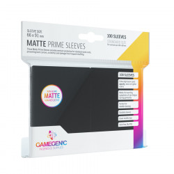 Gamegenic - Matte Prime Sleeves (100x)