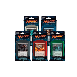 Shadows over Innistrad Intro Packs - All 5
