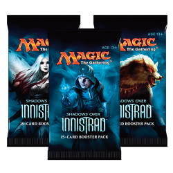 Shadows over Innistrad Booster Draft Pack (3x)