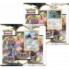 Pokemon - SWSH2 Rebel Clash - 3-Pack Blister Bundle (Morpeko + Ponyta)