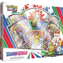 Pokemon - Collezione con statuina Spada e Scudo