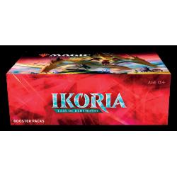 Ikoria : la terre des béhémoths - Boîte de Boosters - Japonais
