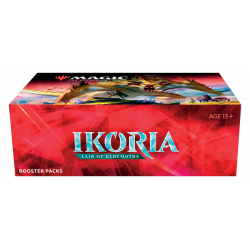 Ikoria: Lair of Behemoths - Booster Box - Japanese