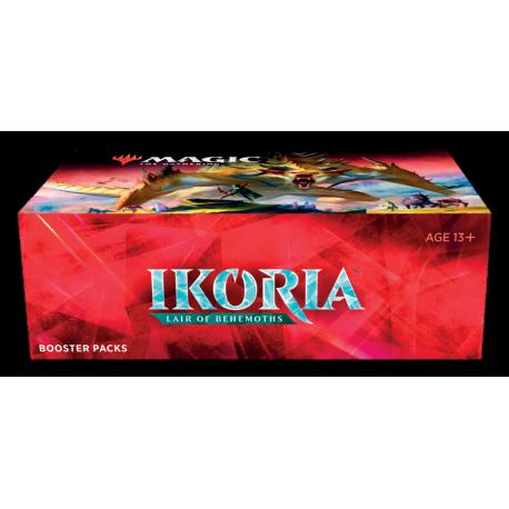 Ikoria: Lair of Behemoths - Booster Box - Japanese