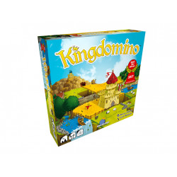 Kingdomino - EN-FR-DE-IT