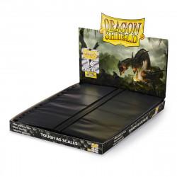 Dragon Shield - 16-Pocket Pages (50x) - Non-Glare