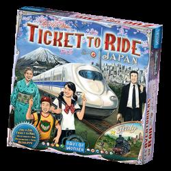 Ticket to Ride - Japan & Italy - EN/DE/FR/IT
