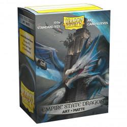 Dragon Shield - Art 100 Sleeves - Empire Dragon