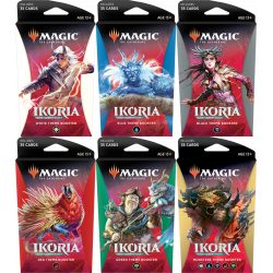 Ikoria: Lair of Behemoths - Theme Boosters Set (5 Boosters)