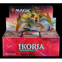 Ikoria : la terre des béhémoths - Boîte de Boosters