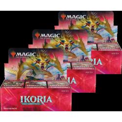 Ikoria : la terre des béhémoths - 3x Boîte de Boosters