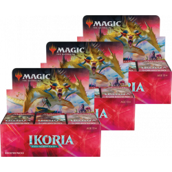 Ikoria: Lair of Behemoths - 3x Booster Box