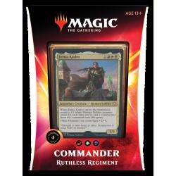 Commander 2020 - Deck Ruthless Regiment