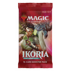 Ikoria: Lair of Behemoths - Booster Pack