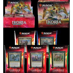 Ikoria : la terre des béhémoths - Pack Complet XL