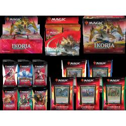 Ikoria : la terre des béhémoths - Mega Pack