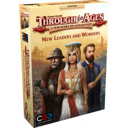 Through the Ages - New Leaders and Wonders
