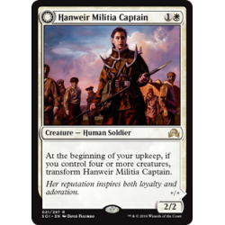 Hanweir Militia Captain / Westvale Cult Leader