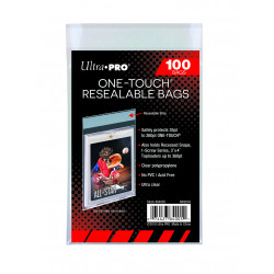 Ultra Pro - ONE-TOUCH Resealable Bags