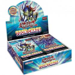 Yu-Gi-Oh! - Toon Chaos - Booster Display