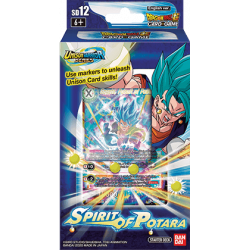 Dragon Ball Super - Starter Deck 12 - Spirit of Potara