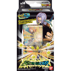 Dragon Ball Super - Deck De Démarrage 14 - Saiyan Wonder