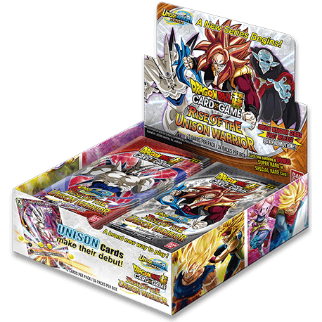 Dragon Ball Super - Booster Box - Rise of the Unison Warrior