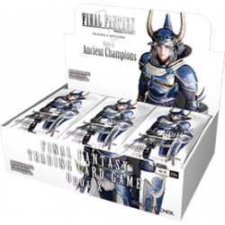 Final Fantasy TCG - Booster Display Opus X - Ancient Champions