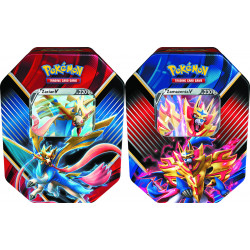 Pokemon - Boîtes Légendes de Galar - Set