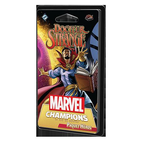 Marvel Champions - Paquet Héros - Docteur Strange