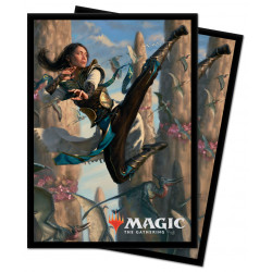 Ultra Pro - Ikoria 100 Sleeves - Narset of the Ancient Way