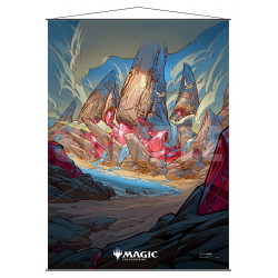 Ultra Pro - Ikoria Wall Scroll - Raugrin Triome